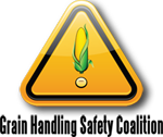 Grain Handling Safety Logo