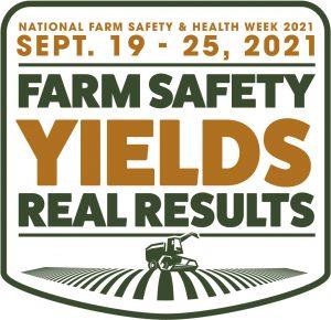 Logo National Farm Safety & Health Week